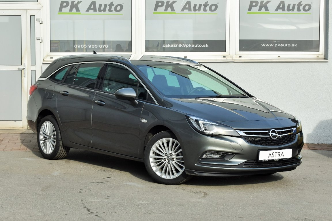 Opel Astra Innovation 1,4 Turbo