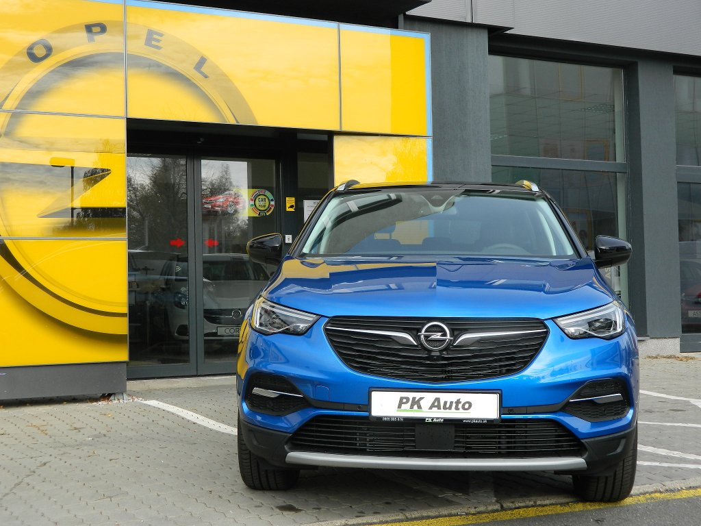 Opel Grandland X Innovation 1,2 Turbo