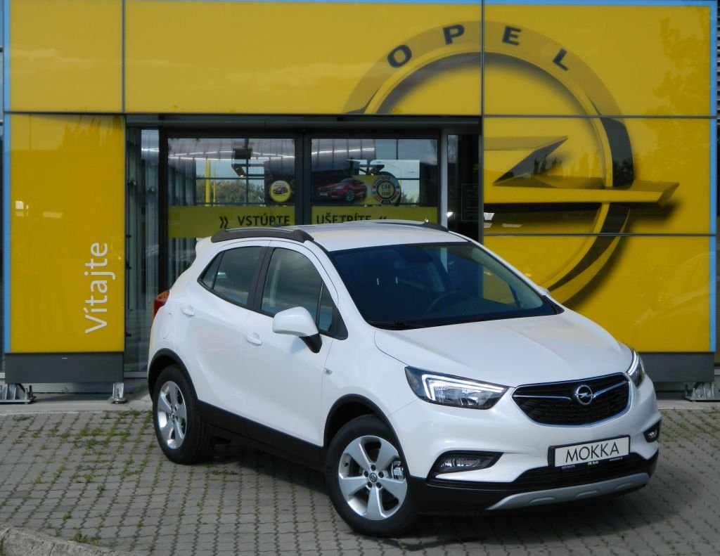 Opel Mokka Excite 1,4 Turbo
