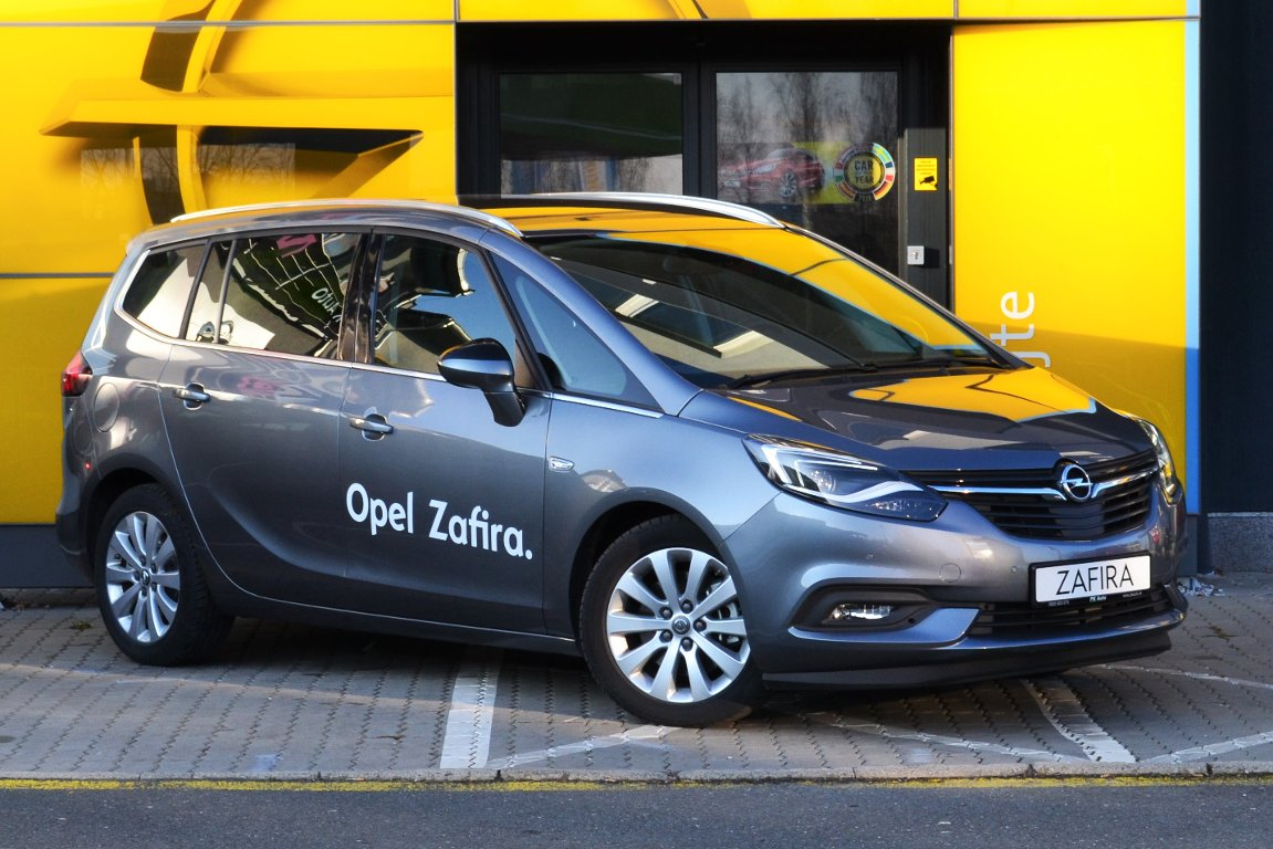Opel Zafira Innovation 2,0 Turbo