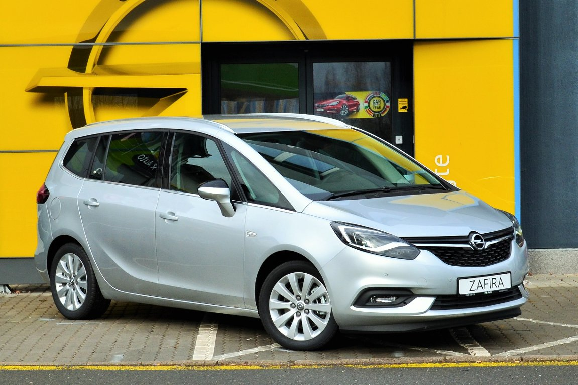 Opel Zafira Innovation 1.6 Turbo