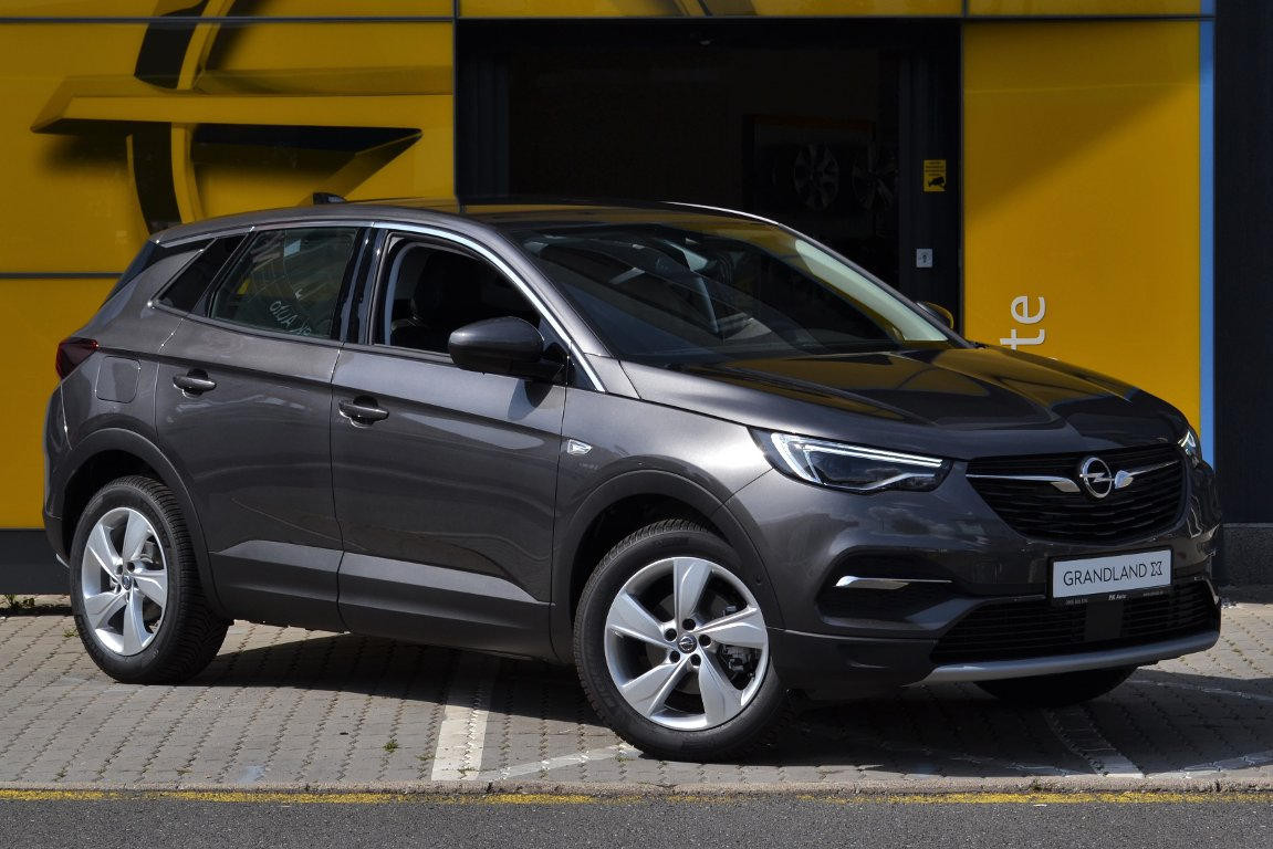 Opel Grandland X Innovation 1.2 Turbo