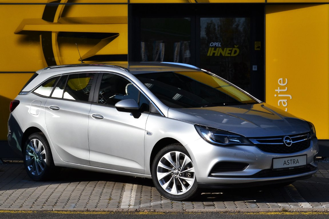 Opel Astra Smile 1,4 Turbo