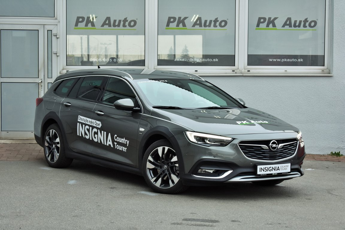 Opel Insignia Country Tourer 2.0 CDI BiTurbo