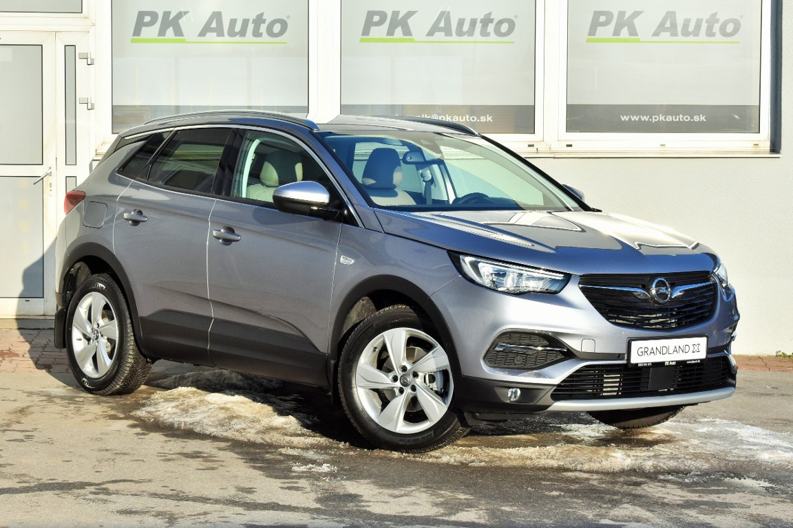 Opel Grandland X Innovation 1.6 Turbo AT8