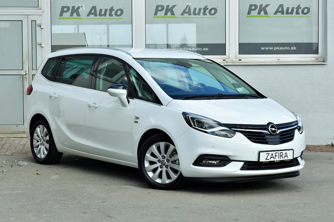 Opel Zafira Innovation 2,0 CDTI