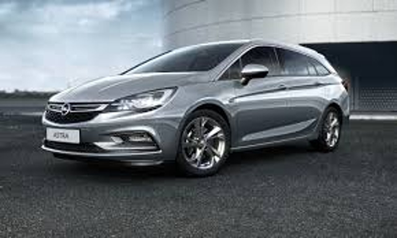 Opel Astra ST Smile 1,4 Turbo