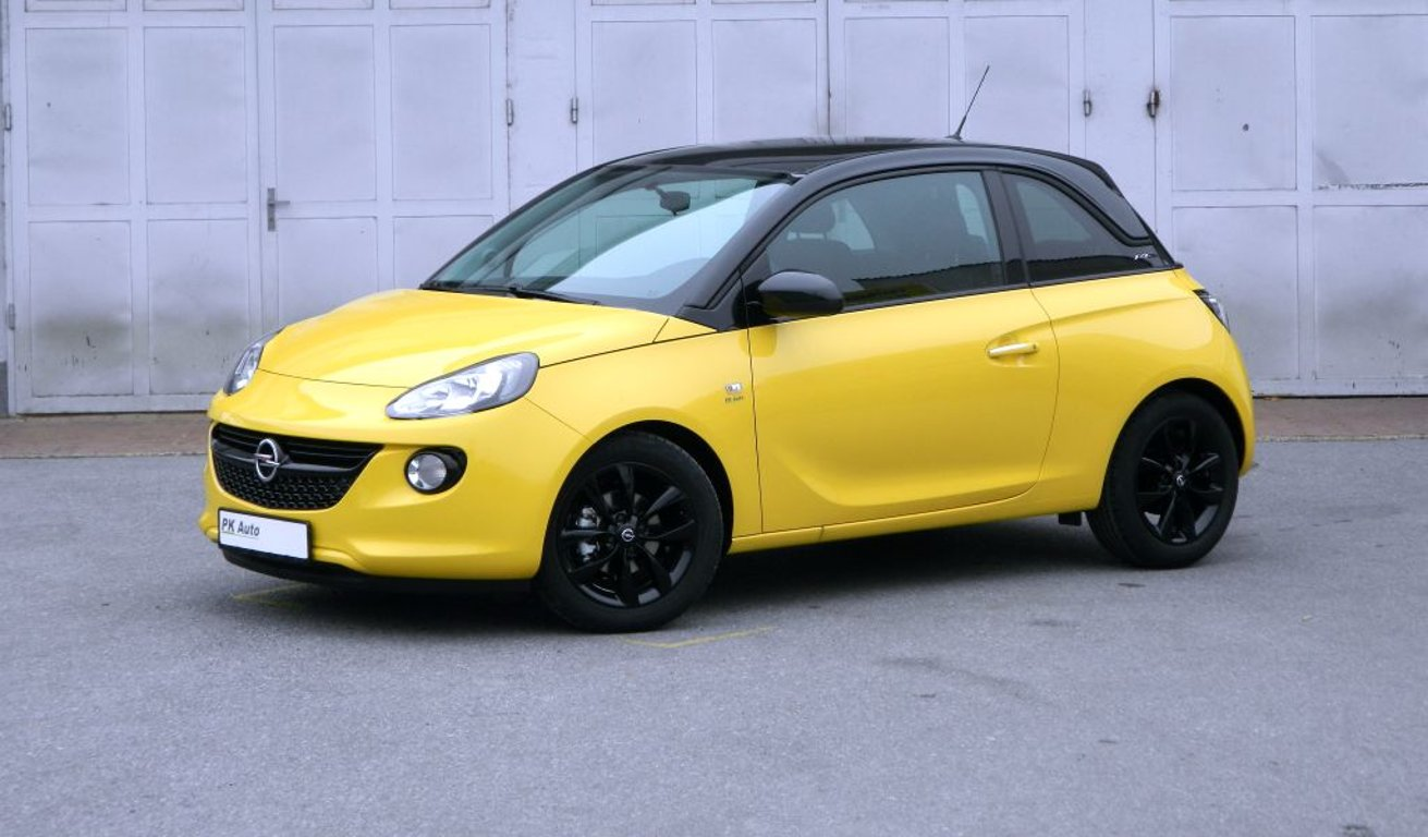 Opel Adam Smile