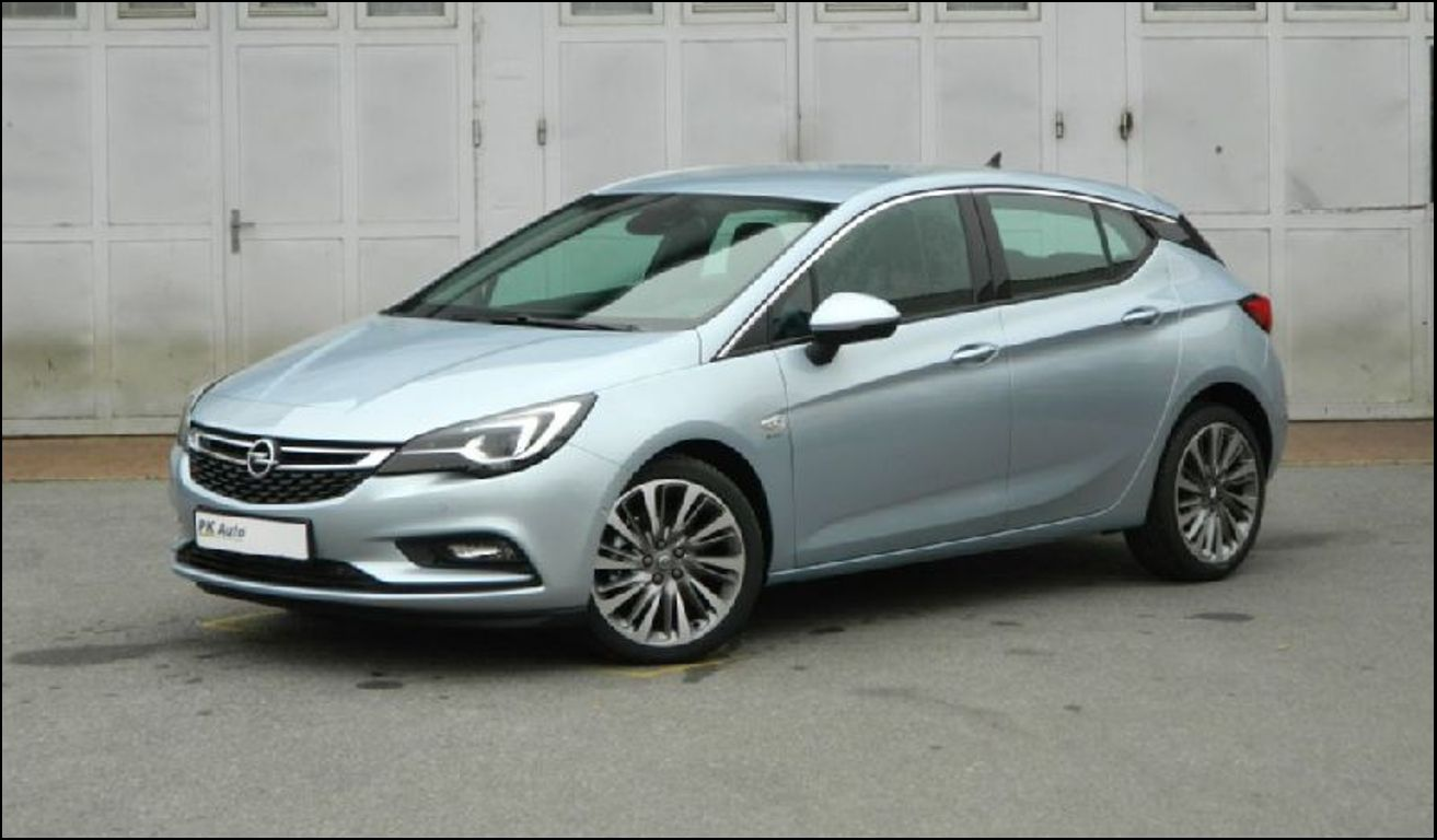 Opel Astra Innovation 1,6