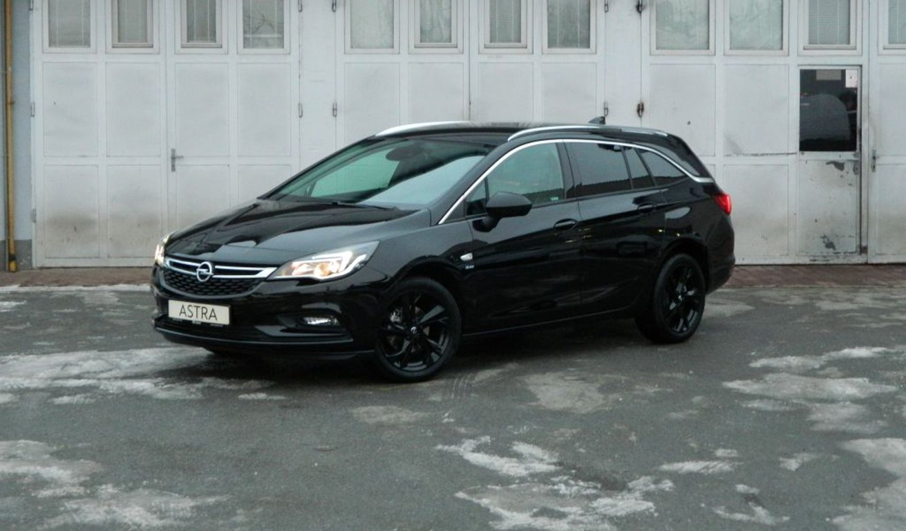 Opel Astra Innovation 1,4 Turbo S/S