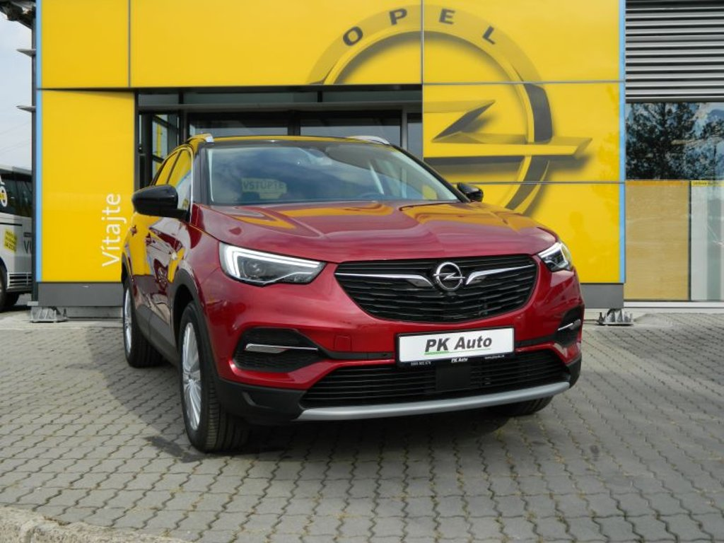 Opel Grandland X Innovation 1,6 CDTI
