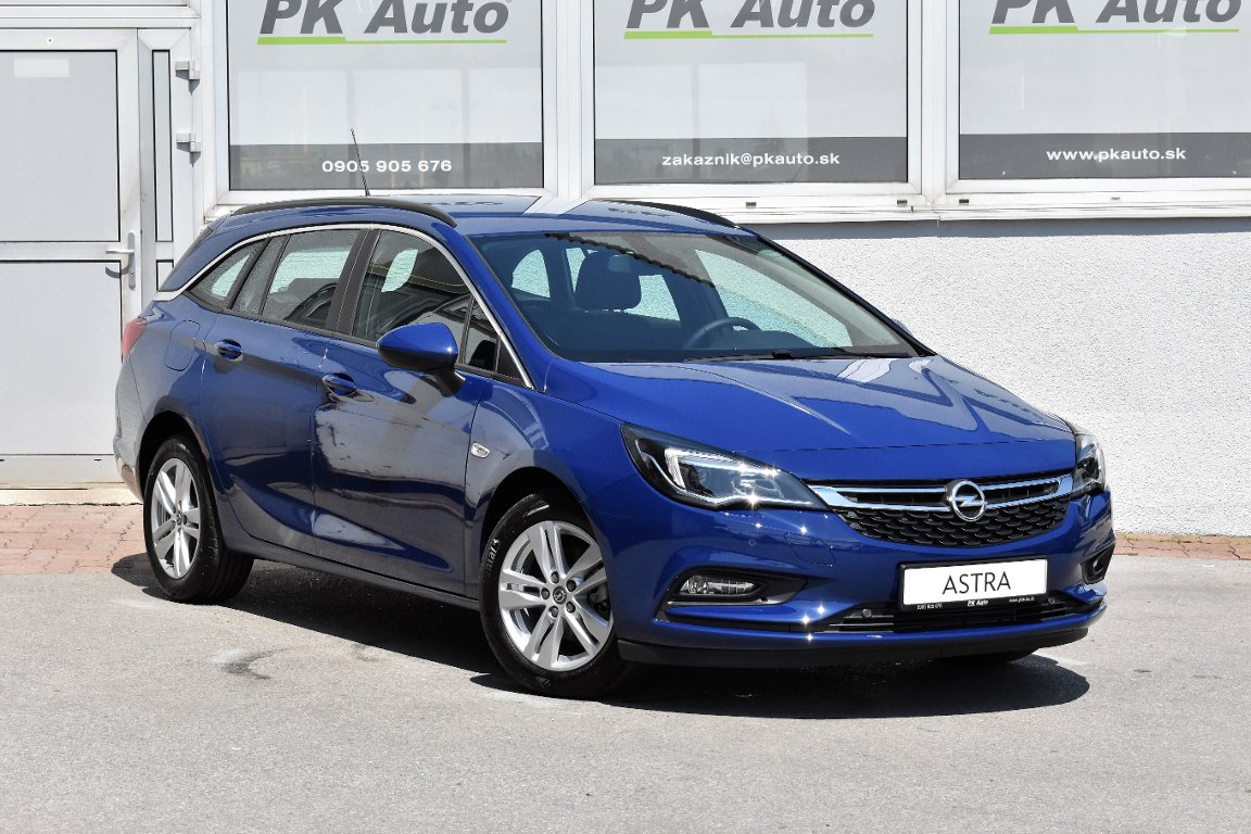 Opel Astra ST Smile 1,6 CDTI