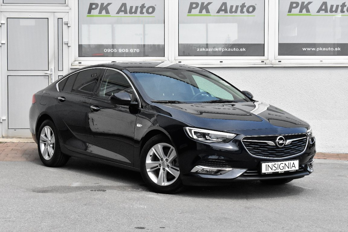 Opel Insignia Innovation 2.0 CDTI 4x4