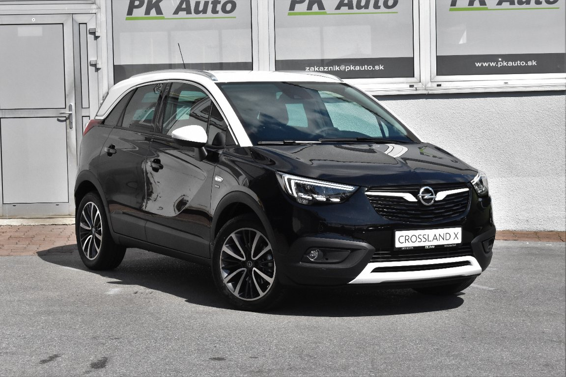 Opel Crossland X Ultimate 1.2 Turbo AT6