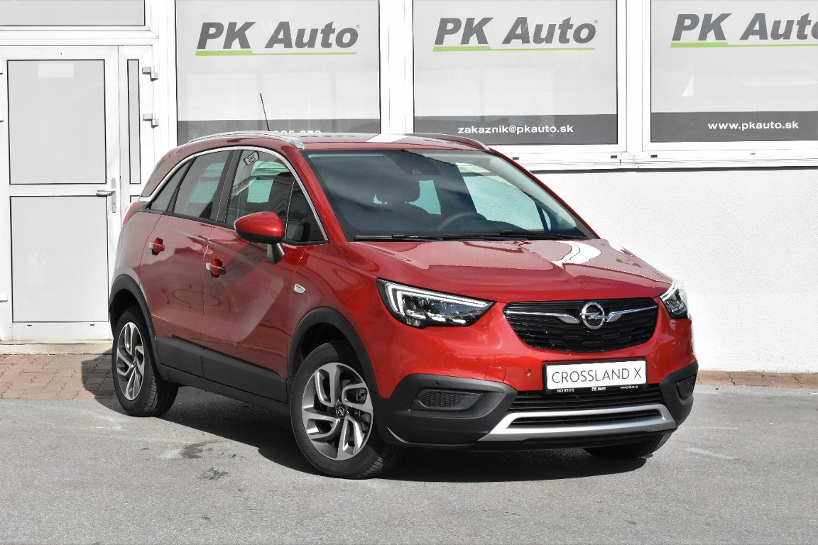 Opel Crossland X Innovation 1.2