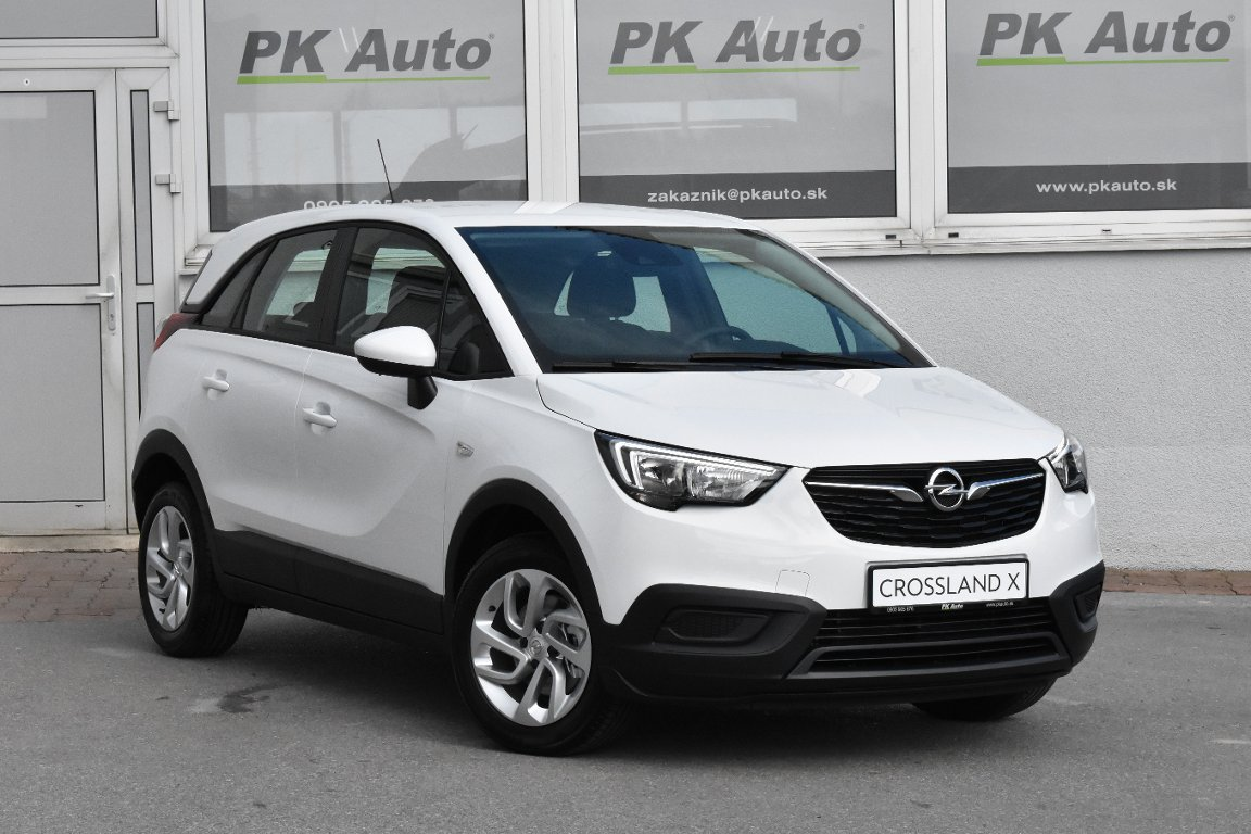 Opel Crossland X Smile 1,2 Turbo AT6