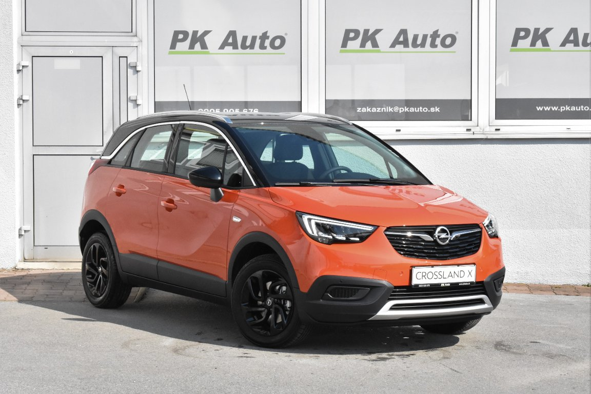 Opel Crossland X Innovation 1.2 Turbo AT6