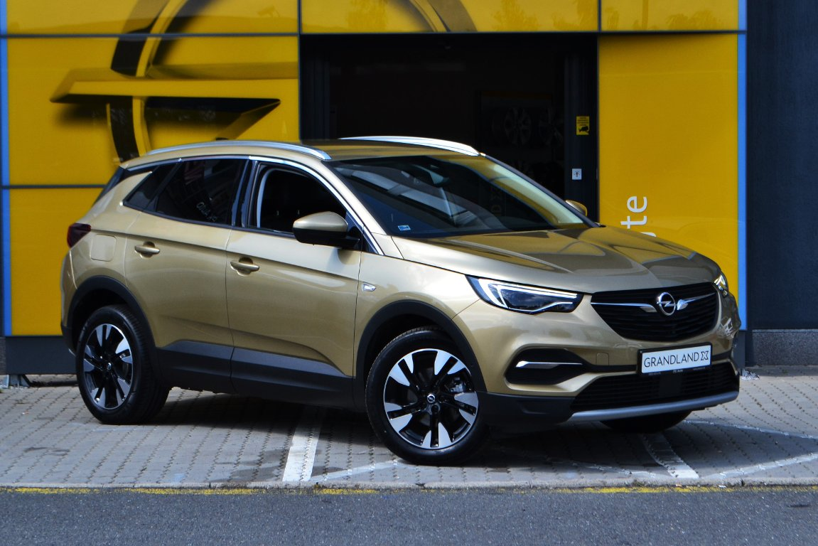 Opel Grandland X Innovation 1.2 Turbo AT6