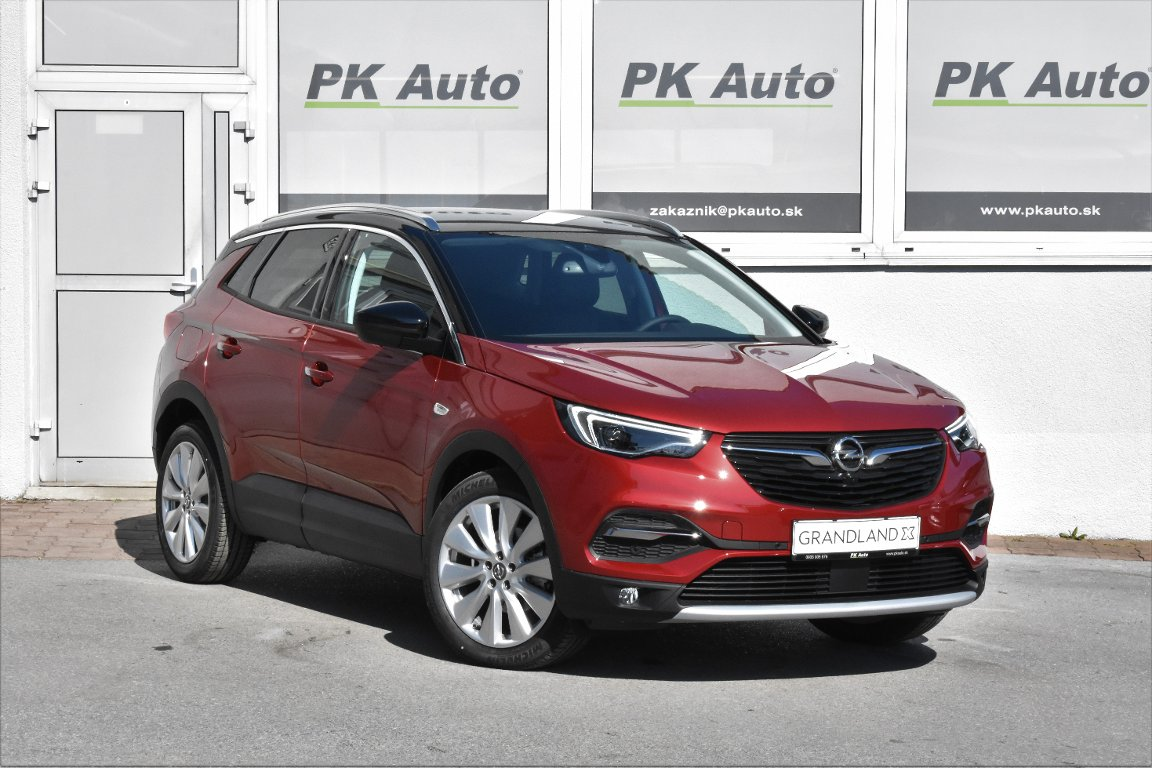 Opel Grandland X Ultimate 2.0 CDTI AT8