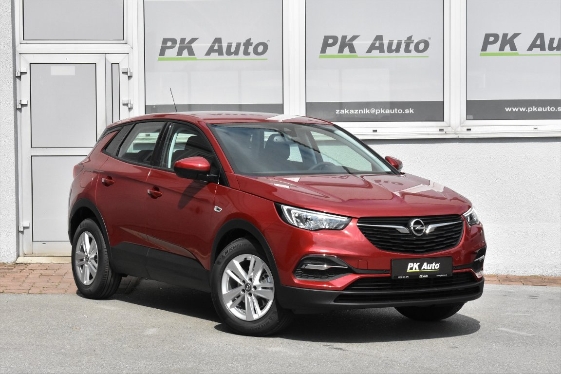 Opel Grandland X Enjoy 1.2 Turbo AT8