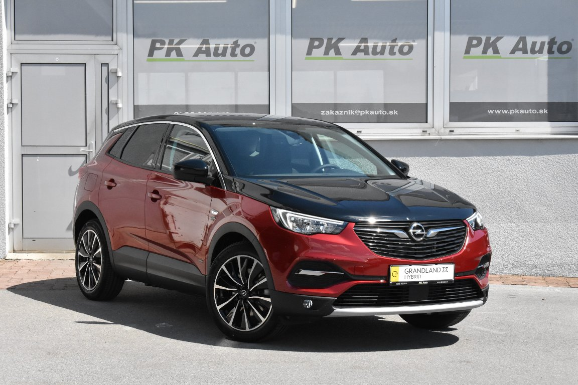 Opel Grandland X Innovation 1.6 Turbo PHEV 4x4