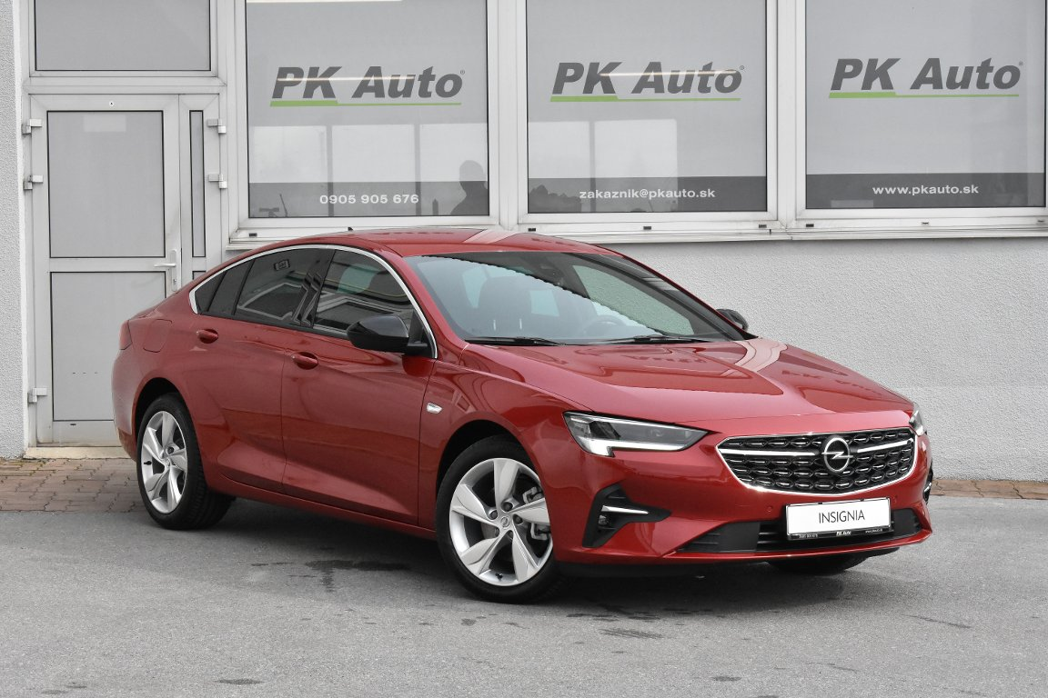 Opel Insignia GS Line 2.0 Turbo