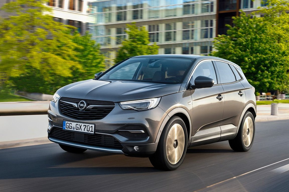 Opel Grandland X Innovation 1.5 CDTI AT8