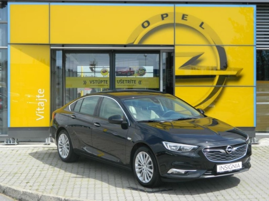 Opel Insignia Innovation
