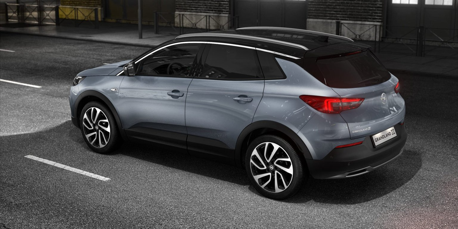 Opel Grandland X Ultimate 1.6 Turbo AT8